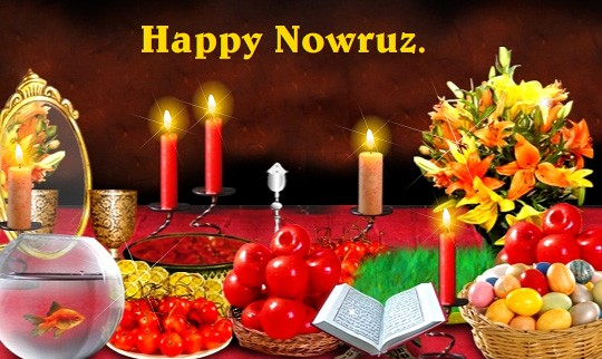 Eide Shoma Mobarak (Happy Persian New Year) Featured Image